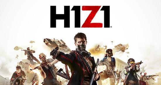 H1Z1手游定名《Z1》