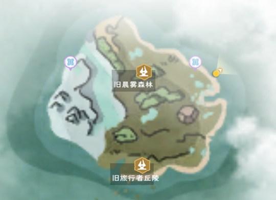 创造与魔法摩艾岛在哪里 旧图在哪里