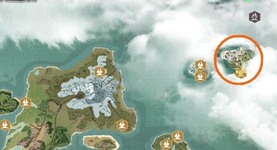 创造与魔法雅克冰岛在哪里 郁金香平原旧图在哪里