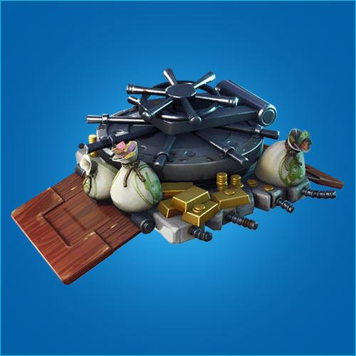 堡垒之夜手游滑翔机破密高手怎么得 破密高手滑翔伞介绍