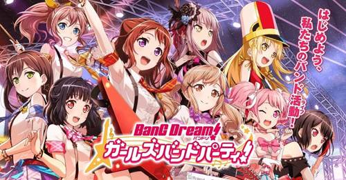 BanG Dream!少女乐团派对
