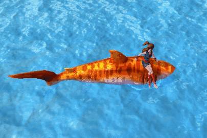 创造与魔法虎皮鲨
