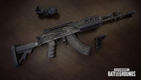 【话题讨论】你觉得刺激战场新枪M762好用吗