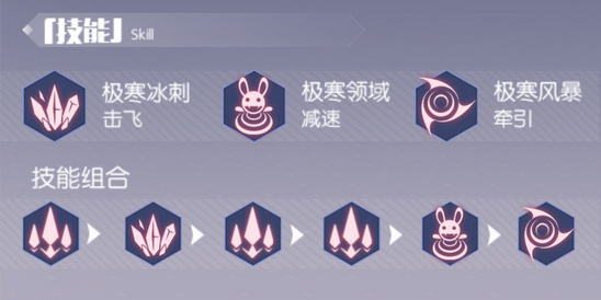 约战精灵再临四糸乃连招