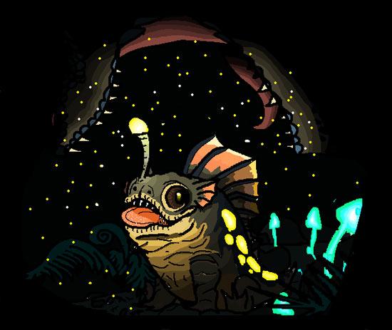 方舟生存进化灯泡犬