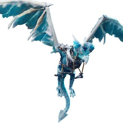堡垒之夜新皮肤曝光 v5.41新版本皮肤滑翔伞曝光