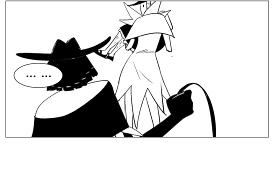 第五人格牛仔漫画