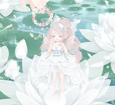 奥比岛仙・睡莲精灵套装图鉴