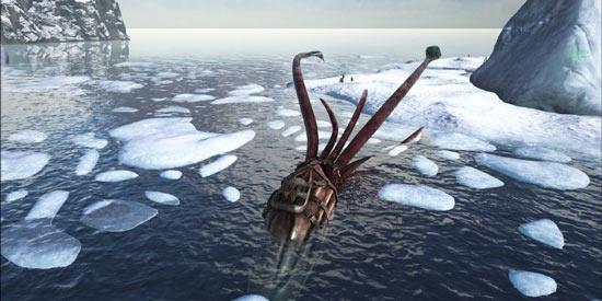 方舟生存进化托斯特巨鱿