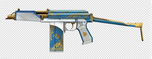 CF手游蓝色武器1