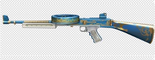 CF手游蓝色武器9