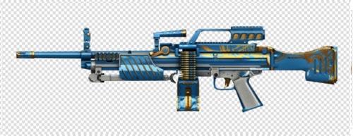 CF手游蓝色武器13