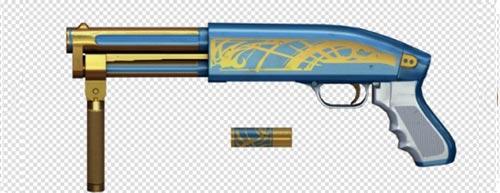 CF手游蓝色武器17