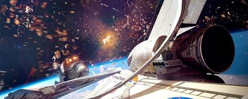 《X战警:黑凤凰》外太空