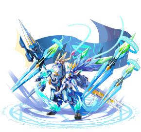 奥奇传说传说永恒战神