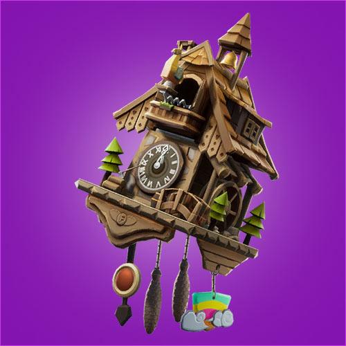 堡垒之夜手游发条钟背包怎么得 发条钟背饰获取介绍