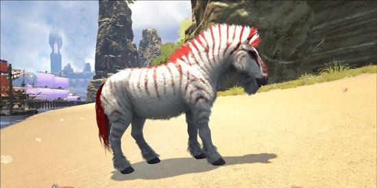 方舟生存进化马怎么驯服