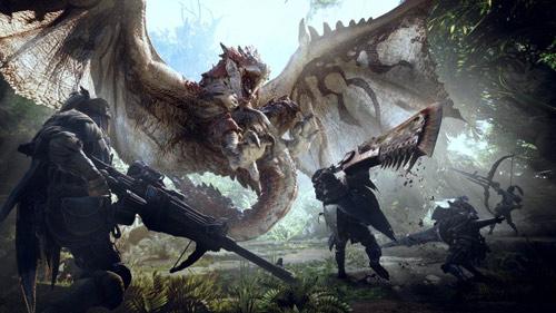 《怪物猎人》真人电影开机 帅气米拉不打丧尸打巨龙!