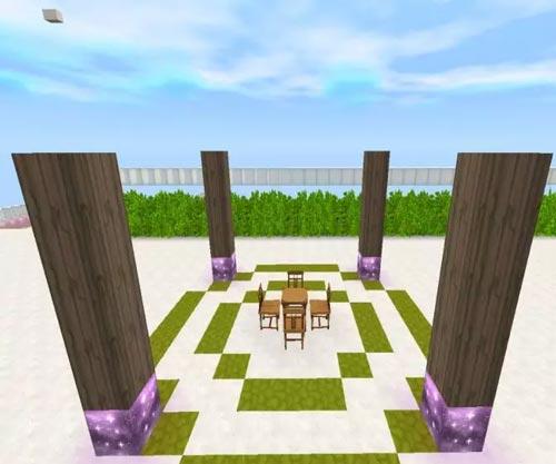 迷你世界花房2