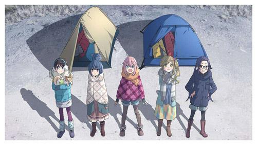 摇曳露营△