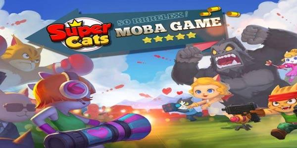 3分钟可结束战斗?是时候来一场激烈快速的MOBA战斗了!