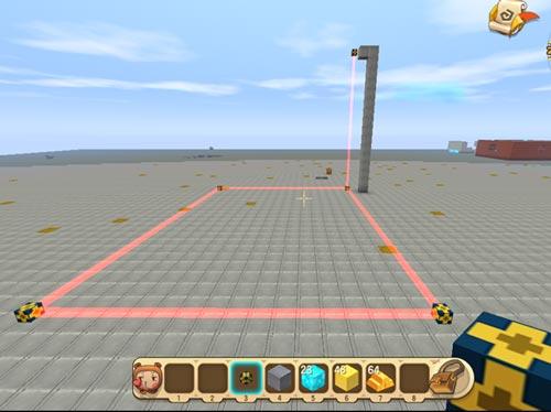 迷你世界测距仪2