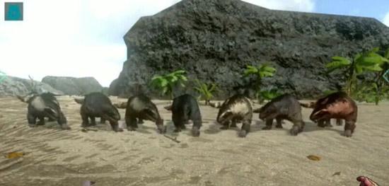 方舟生存进化兽头兽