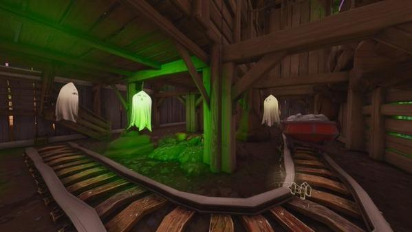 堡垒之夜手游v6.2版本地图改动 最新彩蛋分享