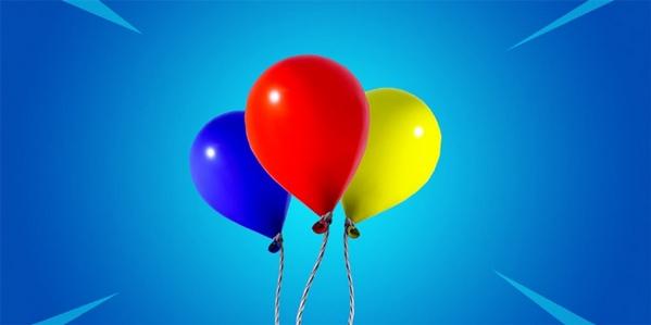 堡垒之夜手游新道具气球即将推出 避免坠落飞得更高