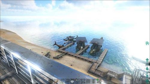 方舟生存进化建筑