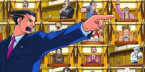 《逆转裁判》包教包会 如何在法庭上释放风系魔法