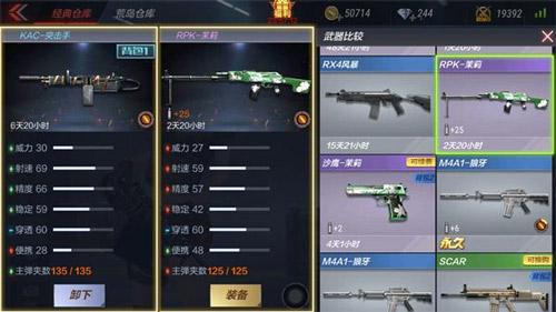 CF手游KAC-突击手5