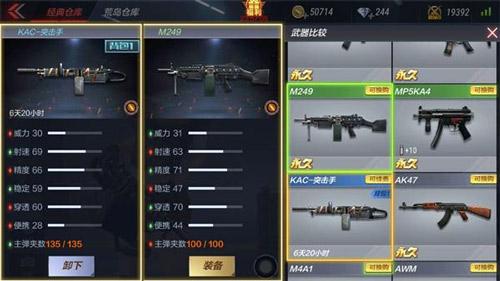 CF手游KAC-突击手6