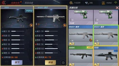 CF手游Xm8-6