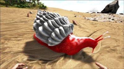 方舟生存进化玛瑙螺吃什么
