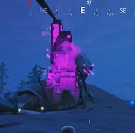 堡垒之夜方块碎片在哪里 怎么破坏摧毁方块碎片