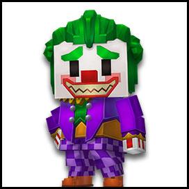 逃跑吧少年小丑套装 魔术师小丑套装展示