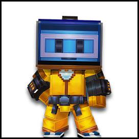 逃跑吧少年探索套装 机器人探索套装展示
