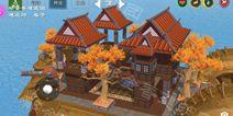 创造与魔法船屋·汉陶园设计图 船屋建筑平面设计图纸