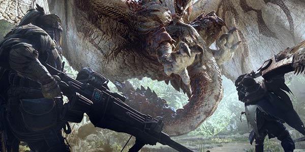 《怪物猎人》电影恐龙剧照释出,这确定不是化石吗