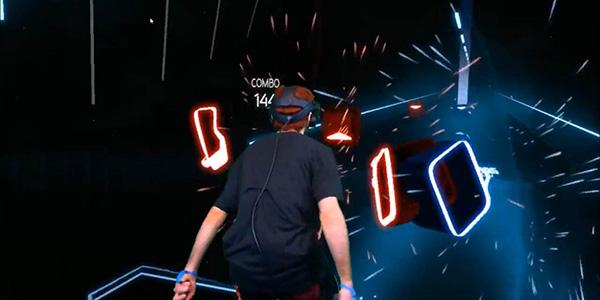 史上最强VR音游前来拯救吃灰的PSVR了!