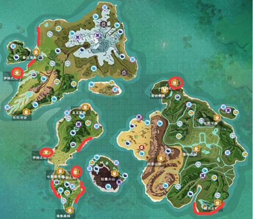 创造与魔法水池龟在哪 水池龟怎么捕捉