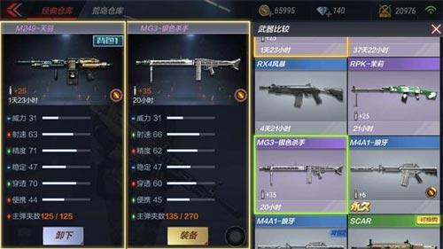 CF手游武器解析6