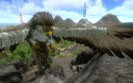 方舟生存进化狮鹫