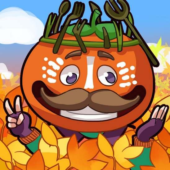 堡垒之夜手游官方手游:秋季头像图