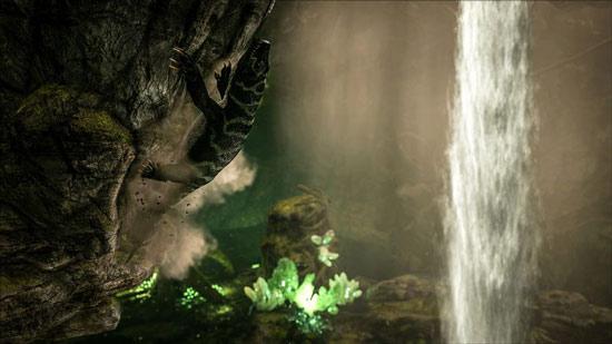 方舟生存进化古巨蜥哪里有