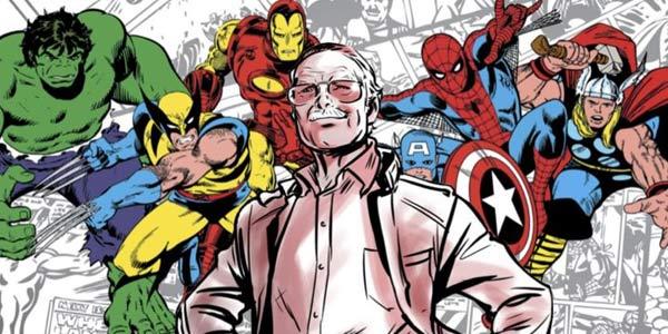 世间再无斯坦李,但超级英雄永存!