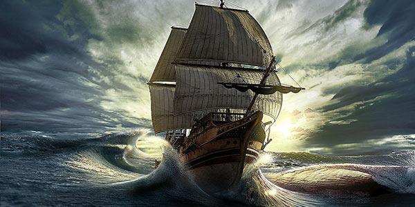 航海梦开始的地方 《大航海时代4》手机版确认!