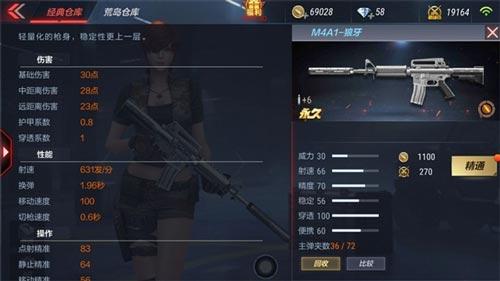 CF手游枪械解析5