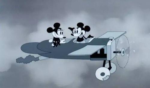 疯狂的飞机